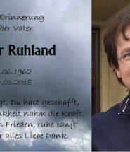 Walter Ruhland