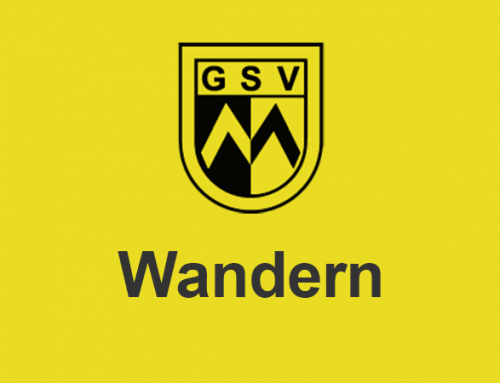 Wanderprogramm 2019
