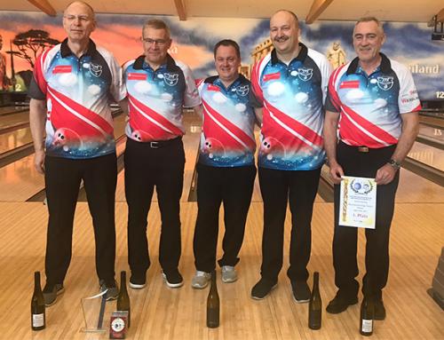 Bowlingbericht – Ligasaison 2018/19