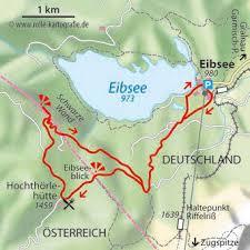 Eibsee-Hochthörlehütte Wanderung