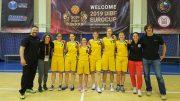Basketball Damen Eurocup Moskau 2019